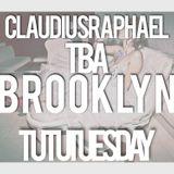 claudius at TBA Brooklyn for Tutu Tuesday