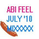 Abi's banging pop party mix - July '10