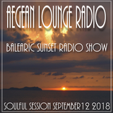 BALEARIC SUNSET SESSIONS - AIKO LIVE ON AEGEAN LOUNGE SEPTEMBER 12 2018