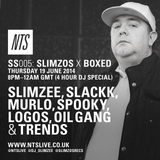 Slimzos Sessions - w/ Slimzee, Slackk, Murlo, Spooky, Logos, Oil Gang & Trends - 19th June 2014