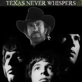 Scott Walker Texas Ranger Never Whispers #125
