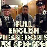 Full English Please Doris- Fri 24th Feb 2017 www.RadiAsian.London