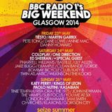 Tiesto @  George Square Big Weekend 2014 BBC Radio1 Glasgow UK 23-05-2014