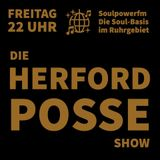 The Herford Posse Show - SOULPOWERfm - 08.Nov.2019