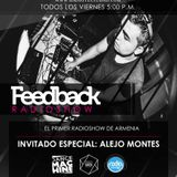 Alejo Montes @The Feedback Radio Show (Dance Machine & Feedback Records)