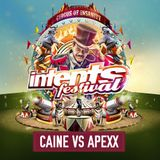 Caine vs Apexx @ Intents Festival 2017 - Warmup Mix