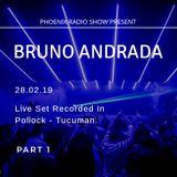 Bruno Andrada  - Phoenix 03  Recorded In Pollock - Tucuman Parte1