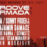 Groove Armada  - Live At Shine, 19th Birthday (Belfast) - 01-Dec-2014