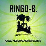 PSYTRONIX-Ringo-B.Psy and Proggy Mix Nr.89(Januar2018)