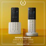Infinite Friends w/JON1ST and Dusty Ohms 17/06/18