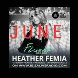 FLUENT JUNE EDITION - www.ibizaliveradio.com   Heather Femia