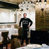 """Ο Απόστολος Τραστέλης, ο """"μαέστρος"""" του εστιατορίου Σπονδή, στις Wineloversgr"""