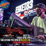 THE WILD ONES ON FM- ESKEI83 PT. 1 GUEST ON 96.9 KISS FM