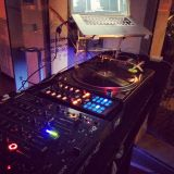 Denny M Live dj set @ART CAFE' (CEREA - VR)