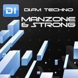 Manzone & Strong - Live on DI.FM TECHNO (May 26/2014)