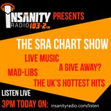 Insanity Radio 103.2FM Presents The Student Radio Chart Show 2017