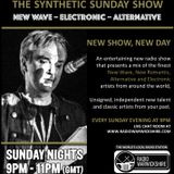 RW122 - THE JOHNNY NORMAL SYNTHETIC SUNDAY RADIO SHOW - 18th Feb 2018