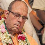 Vyasa puja (2017) y pasatiempos de S.S. Jayapataka Swami por Bhakti Sundar Goswami.