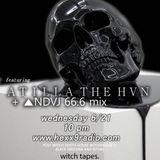 SKKULS DEATHMIX vol one hexx 9 radio - ATILLA THE HVN + + ▲NDVJ 66.6 mix - 6/21/2k17