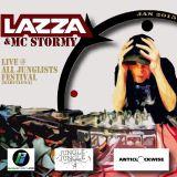 Bassline Revolution #58 - Monkixx & Lazza - Guest Mixes - 06.02.15