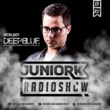 JUNIORK RADIO SHOW Ep.#037 (Special Guest DEEPBLUE)