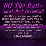 Vince Is Back To Football