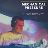 Mechanical Pressure — The 'Outer Space' Mix from UA Breaks Summit (20-05-2017)