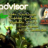 Hsk-Traveller feat. BassAgent_-_TripAdvisor++Psychedelic Preview z. Event im AVL++