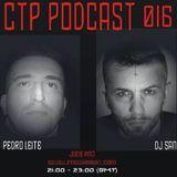 Pedro Leite - CTP Podcast #016 - Fnoob Radio - 02-07-2013