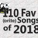 AMERICAN PANCAKE 110 Favorite Songs of 2018 - Audio from VLOG