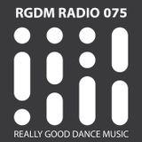 RGDM Radio 075 presented by Harmonic Heroes