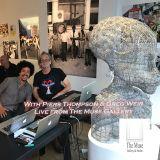 Portobello Radio Radio Show Ep 155 with Piers Thompson & Greg Weir: Respect Yourself Special.