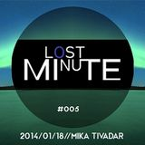 Peter Bernath - Lost Minute Selection (January 2014)