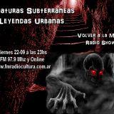 #831 Criaturas Subterraneas