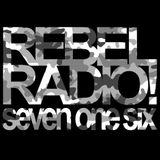 2018-02-16 Rebel Radio 716 Show 158 - T1X, Tone Capone in the structure!