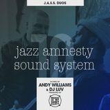 """JAZZ AMNESTY SOUND SYSTEM - #10 """"J.A.S.S. Duos"""""""