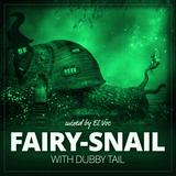 FAIRY SNAIL with dubby tail