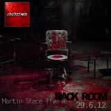 Live@ .darkroom - Back Room 29.6.12