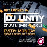 Dj Unity live on Dreamfmuk 13.2,17 Drum & Bass