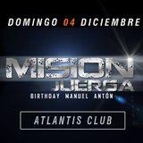MINIMIX MISION JUERGA CUMPLE DE MANUEL ANTON