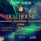 Quentin Harris Def Mix ay Yuca WMC 2017