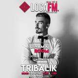 PODCAST 012 DINAMIK ROOM LOCA FM IBIZA SPETCIAL GUEST TRIBALIK
