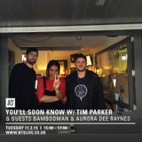 NTS 11/2/2015 w/ Special Guests Bambooman & Aurora Dee Raynes