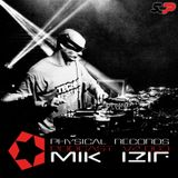 Physical Podcast V4.003 Mik izif Deejay Set Techno & Efx
