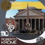 Roberto Krome - Odyssey Of Sound 110