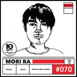 session #070 – Mori Ra