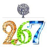 Around The World in 1 Hour #267 _ by Quickaras