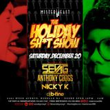 NICKY K LIVE AT MISTER EAST (12/20/2014)