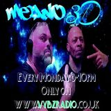 Old Skool UKG Mr Meana B2B 3D  03-Aug-15 Part 2 | www.vybzradio.co.uk