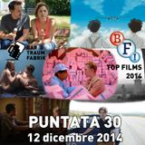 Bar Traumfabrik Puntata 30 - BFI Top films 2014